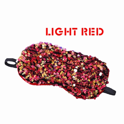 Crystal Sequin Blindfold Awesome Present 10 Pack