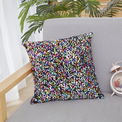 New Design Pillowcase Crystal Sequin Pop Gift