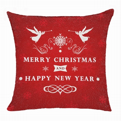 Christmas Happy New Year Personalized Txt Fashion Gift