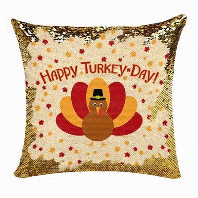 Happy Turkey Day Wonderful Personalized Gift For Family