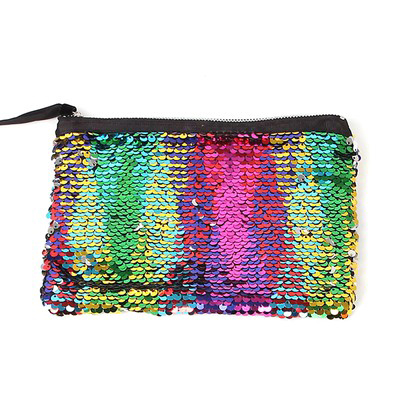 Best Sequin Makeup Pouch Lots For Resale Rainbow