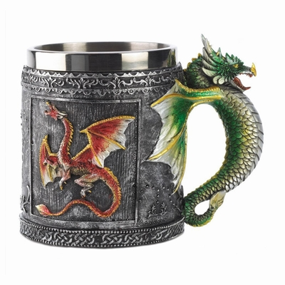 Wyvern Dragon With Wings Mug Uncommon Gift