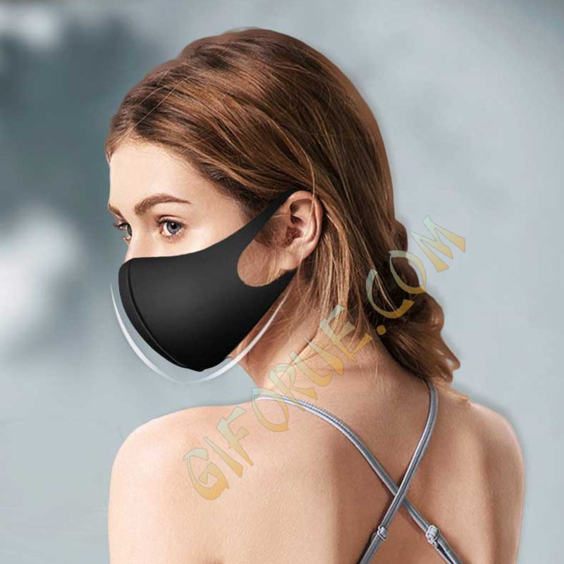 Anti Dust Mask Washable Two Sizes For Children & Adults 50 Pack - Click Image to Close