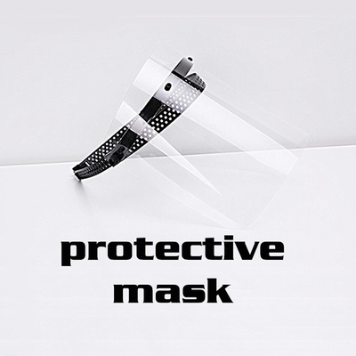 Protective Face Shield Cover Entire Face Anti Spitting 12 Pack