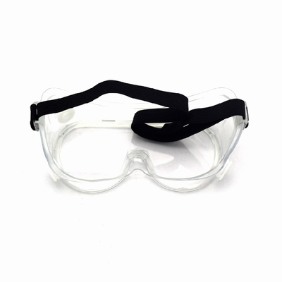 Outdoor Safe Transparent Safety Goggles Protect Eye 10 Pack